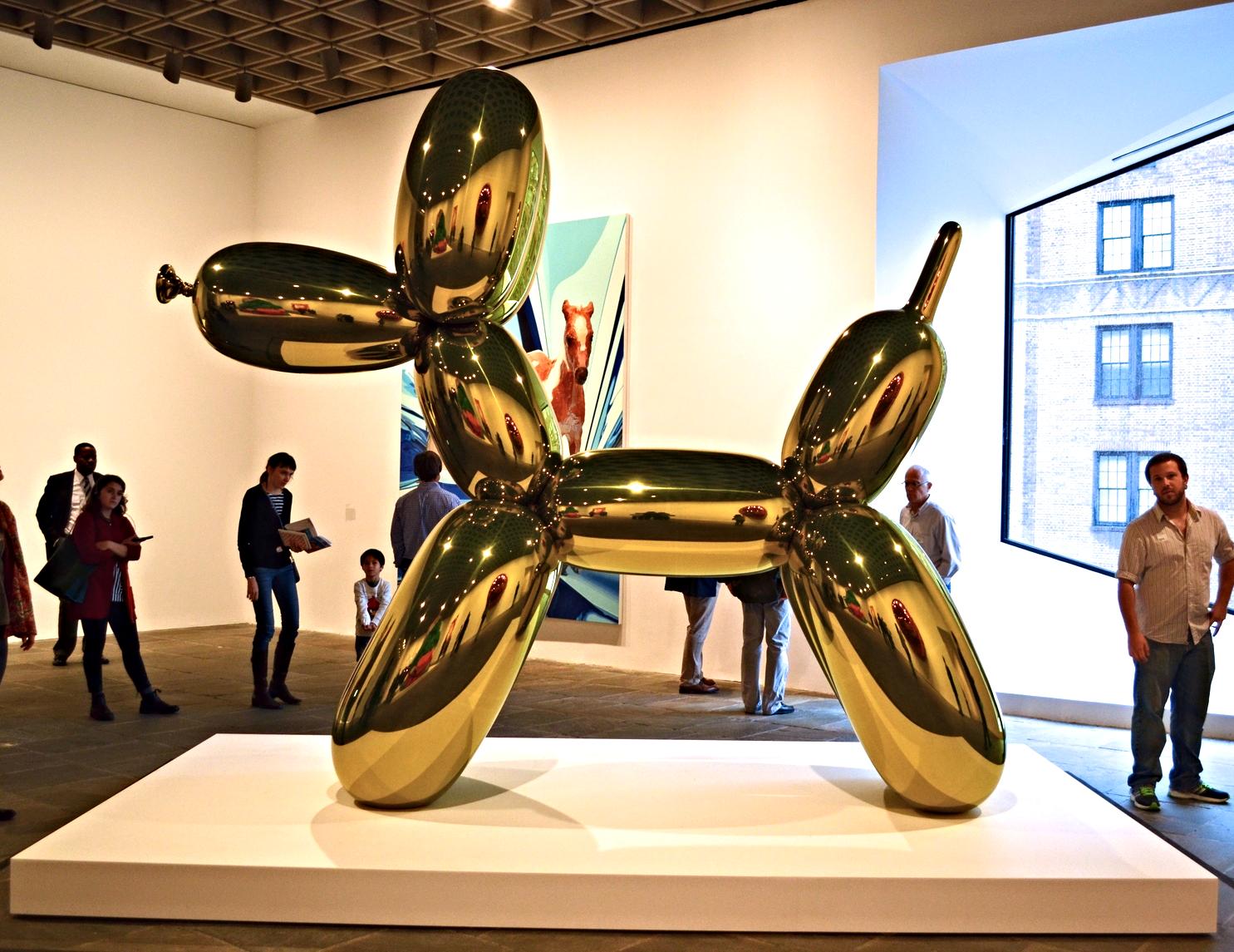 Balloon Dog (Yellow) , 1994-2000