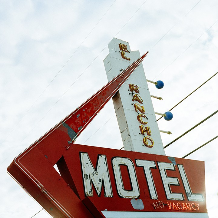 Once Upon A Time In The West (El Rancho) , starting at $90