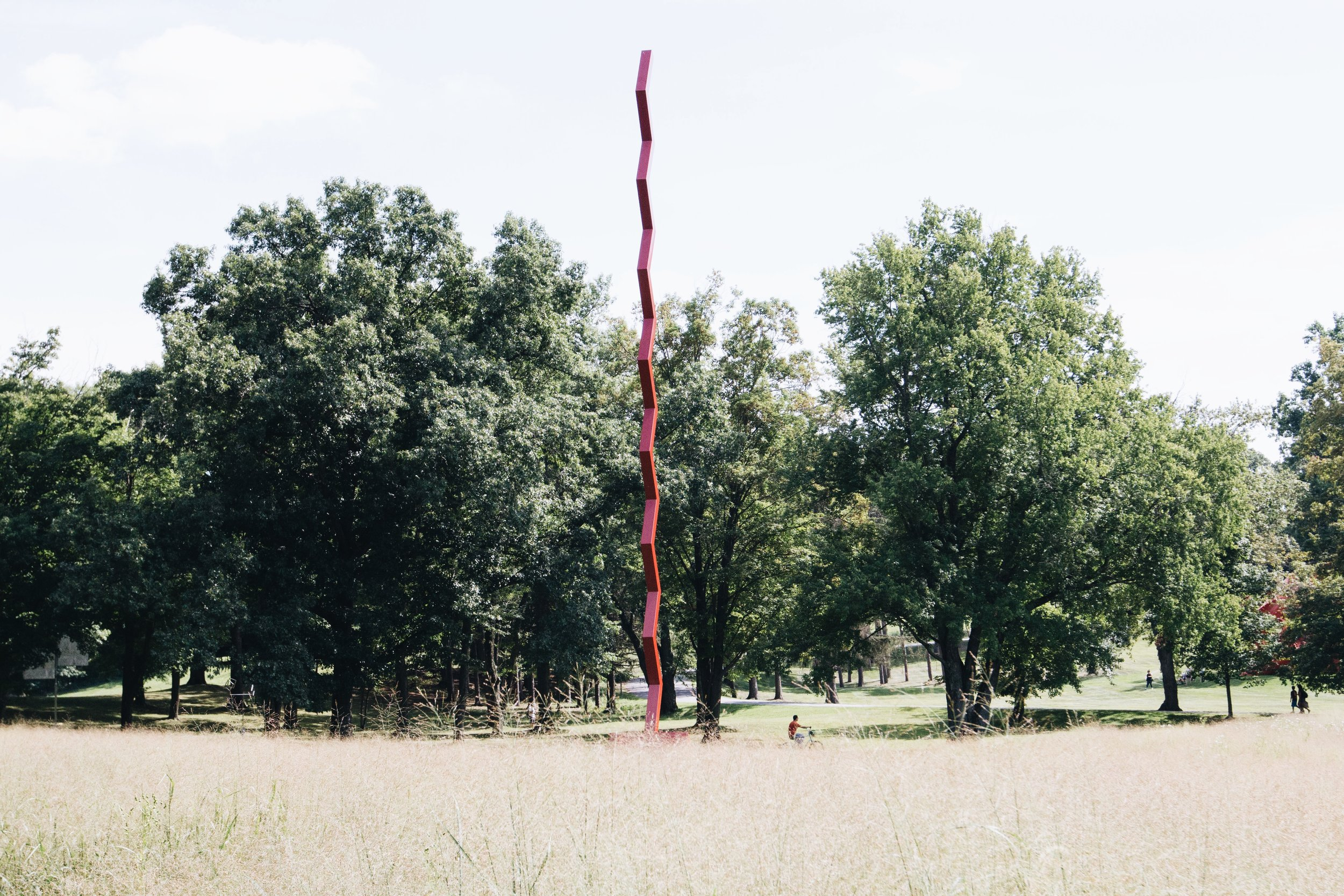 Endless Column  by Tal Streeter