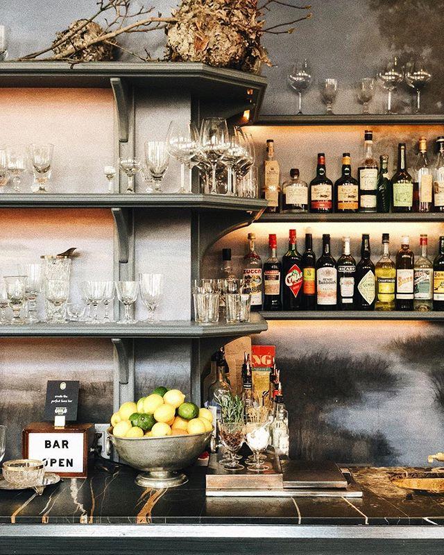 Bar open! 🍺🍸🍹🍷