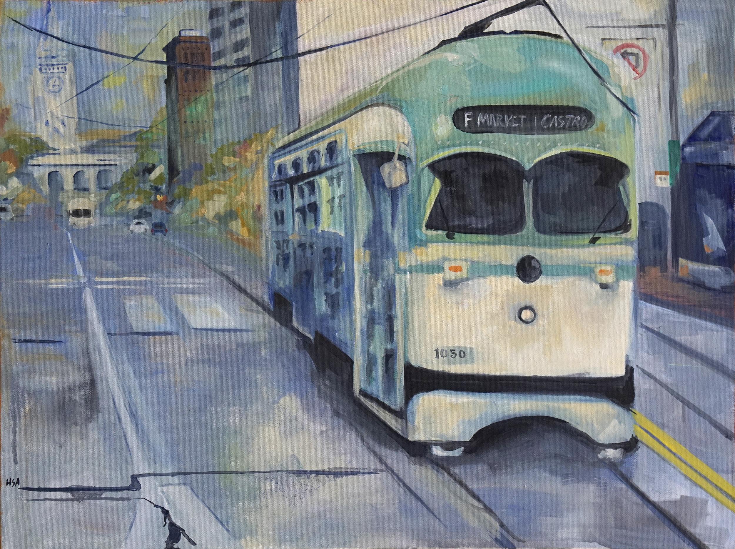City Bus, San Francisco