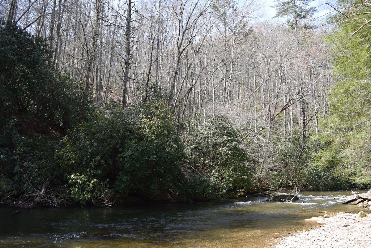 The Tallulah River