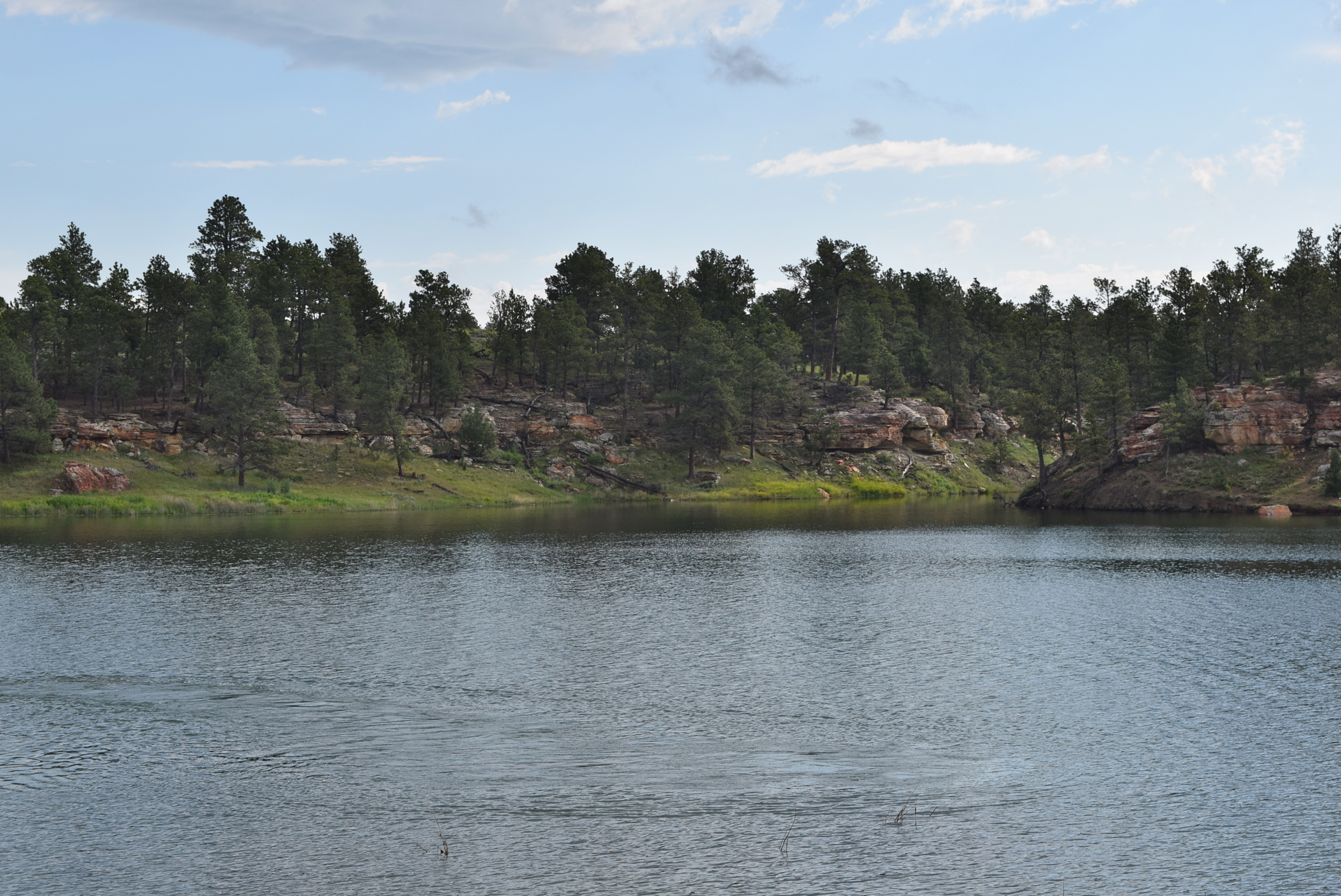 Keyhole Reservoir, WY