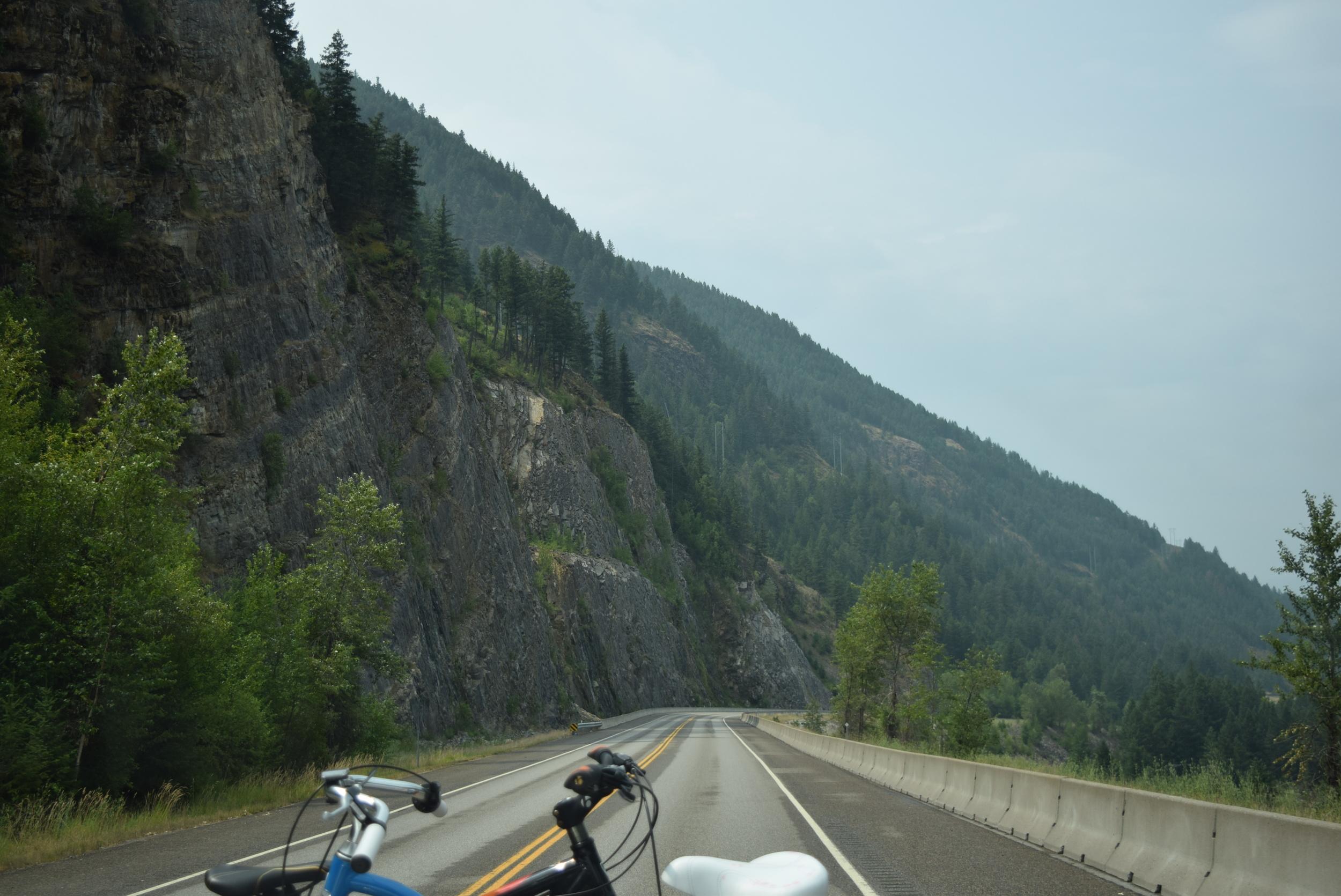 Northern Montana.