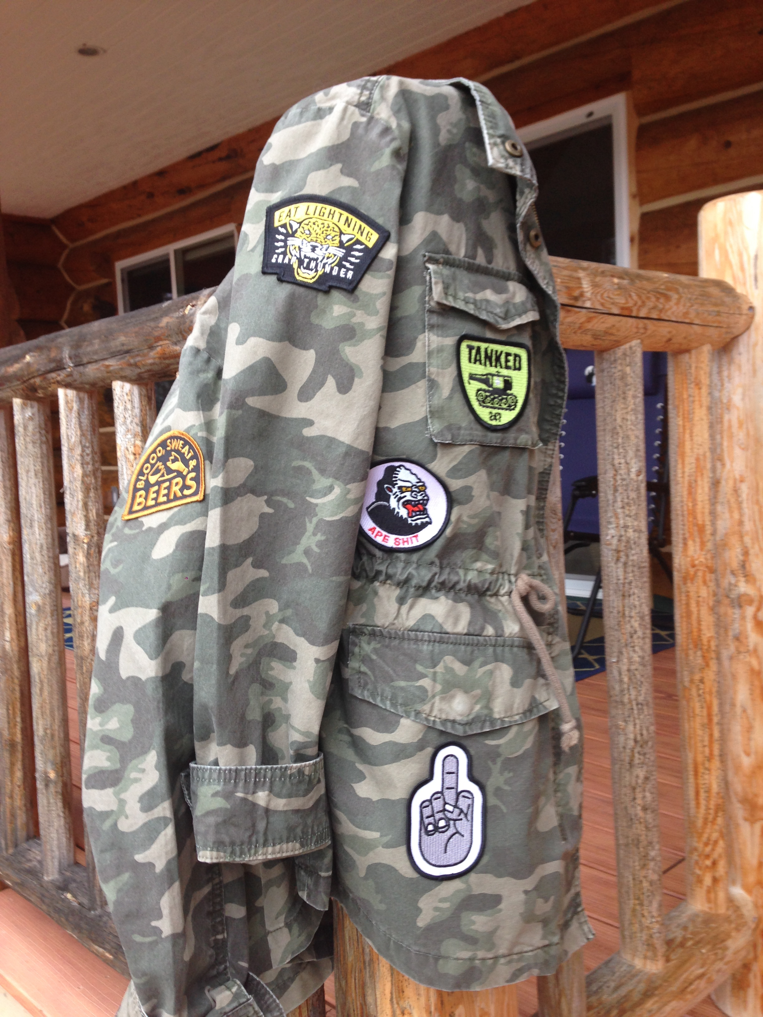 A few more patches from Reverecompany.com