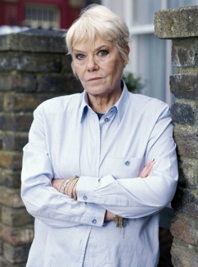 Pauline Fowler, the Eastenders character based on my Nanna.