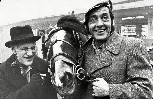 It's hard to tell which of the two on the left was the single father in Steptoe and Son...