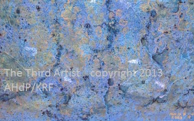 Ocean Artist painting by The Third Artist - Kim Rodeffer Funk and Andrea Hupke de Palacio