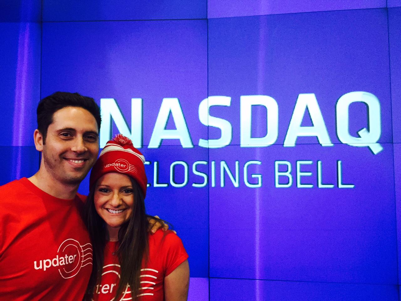 David Greenberg and Jenna Weinerman