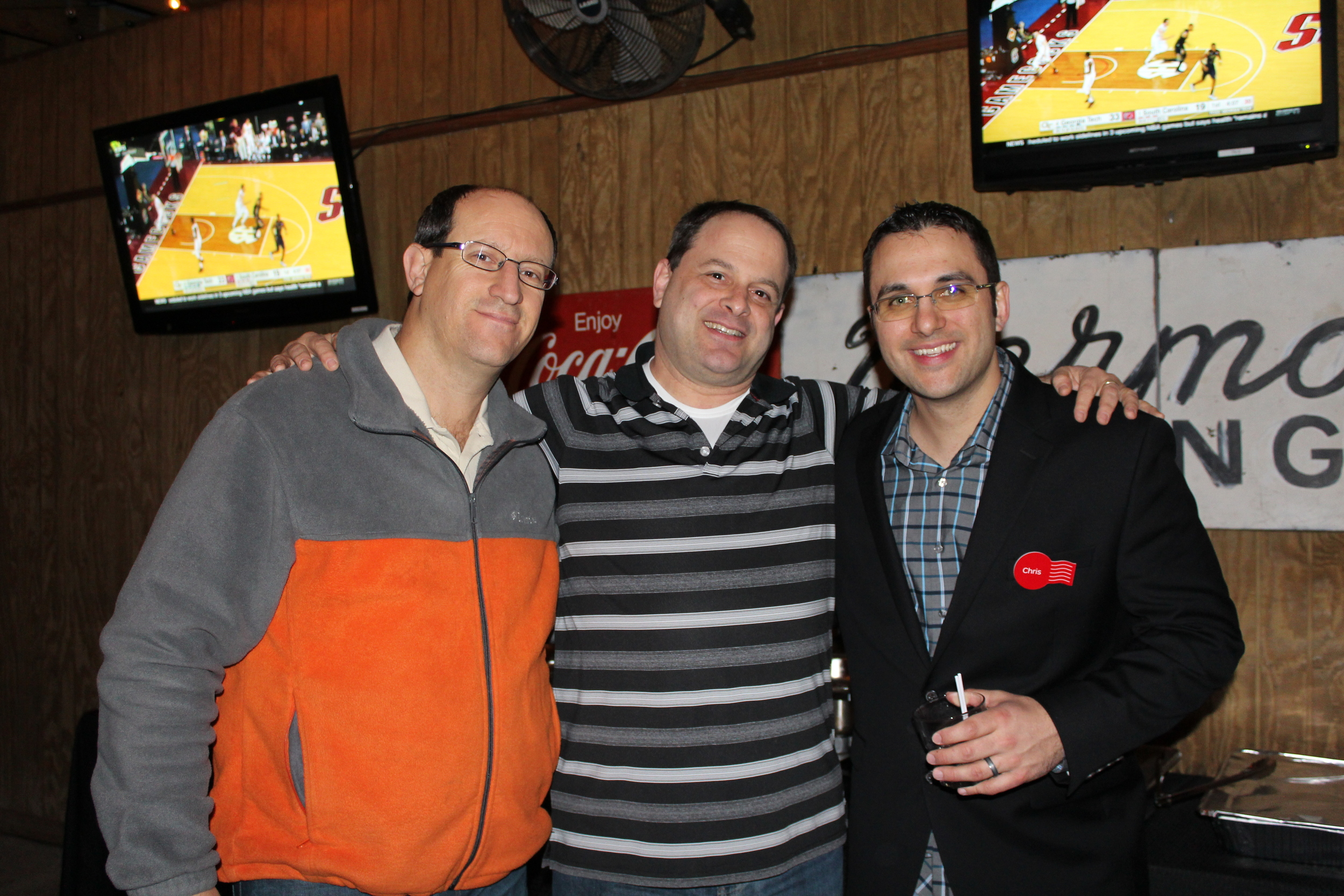 Our NYC neighbors, Shlepper's Moving, with Updater's Chris Saad