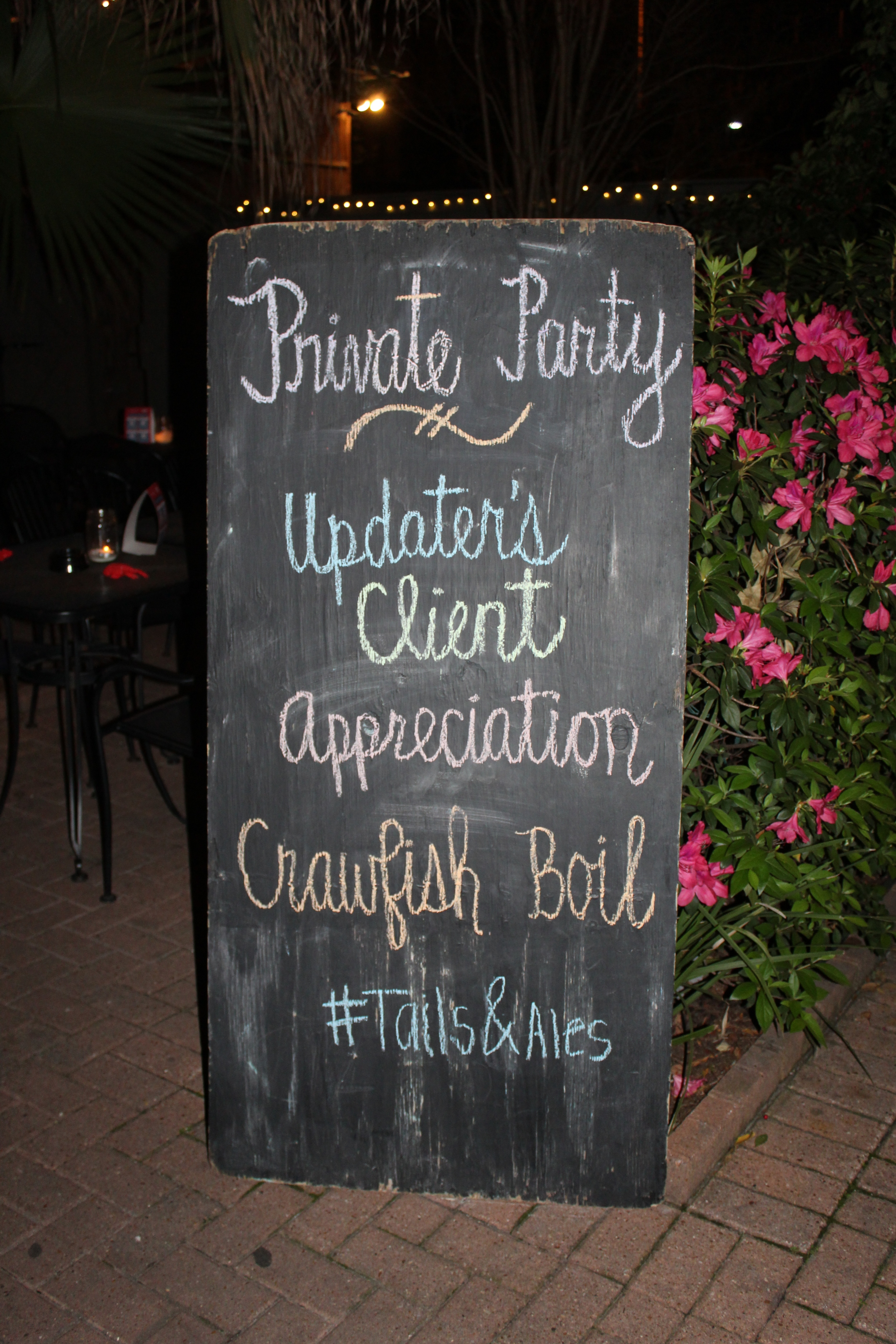 Updater's First Ever Client Appreciation Crawfish Boil