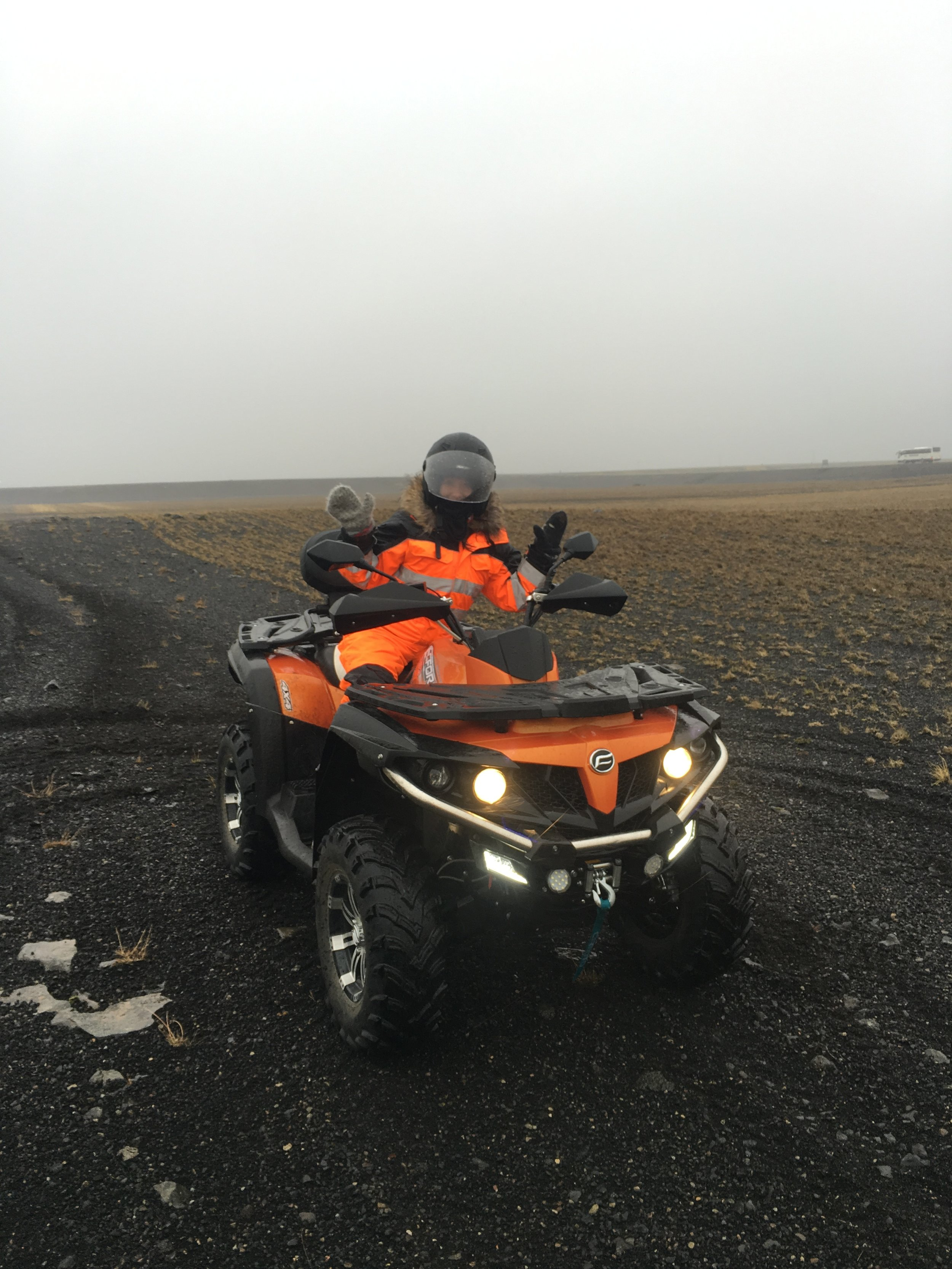 ATV adventures in Iceland!