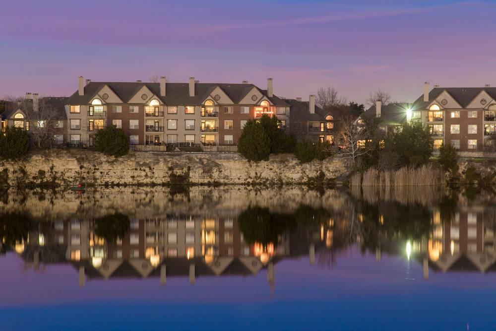 The Estate on Quarry Lake in Austin, TX
