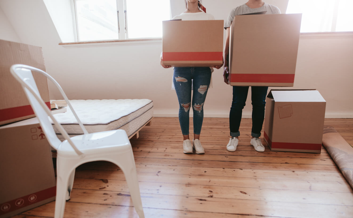 couple moving boxes - what is ReloTech