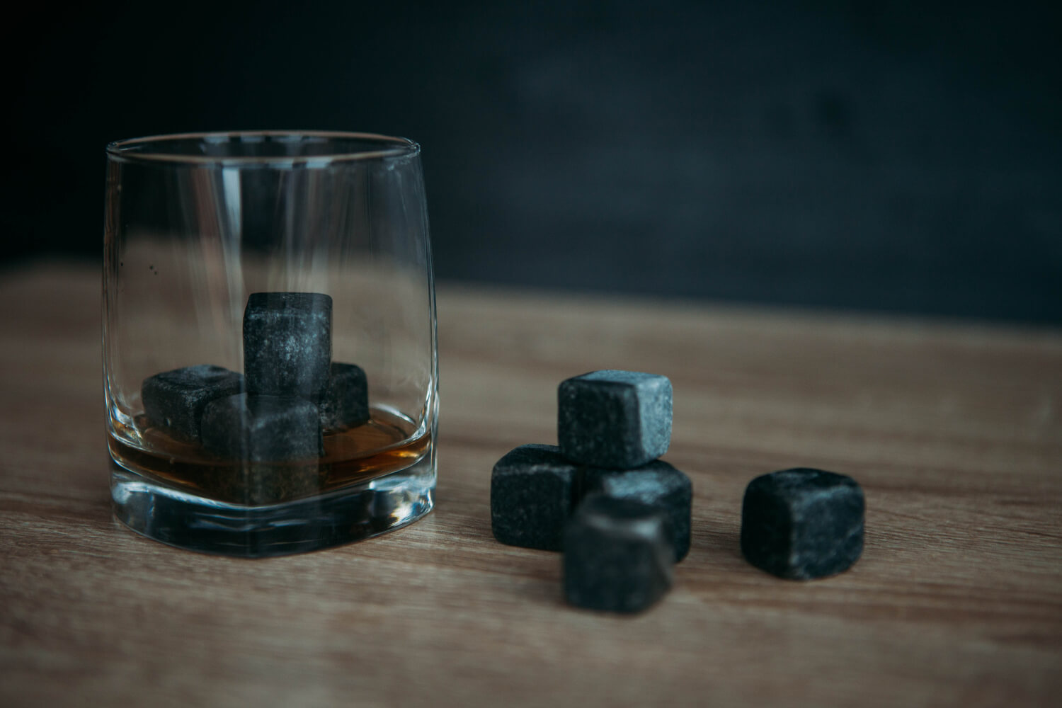 whiskey stones - real estate closing gifts