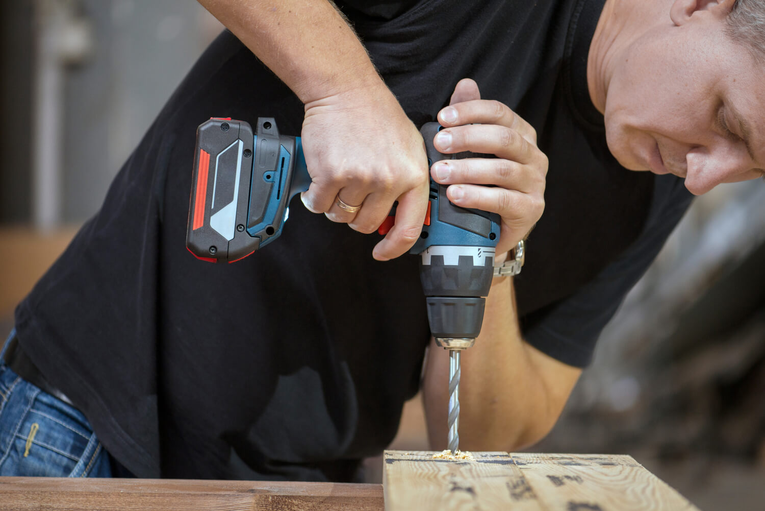 cordless drill - real estate closing gifts