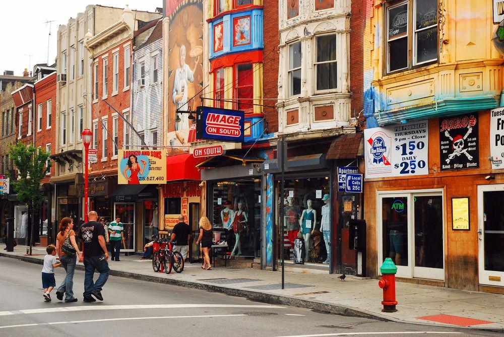 Philadelphia moving trends