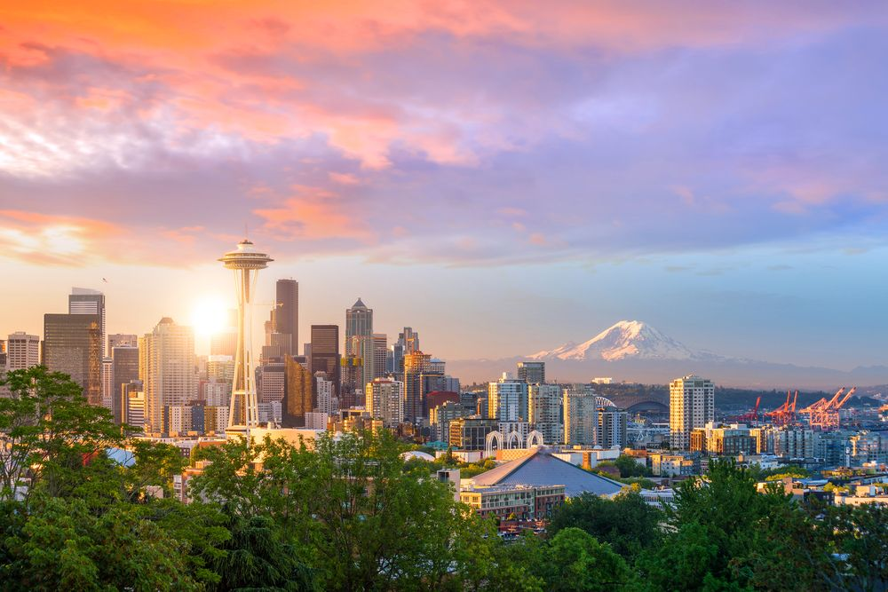seattle skyline - moving trends