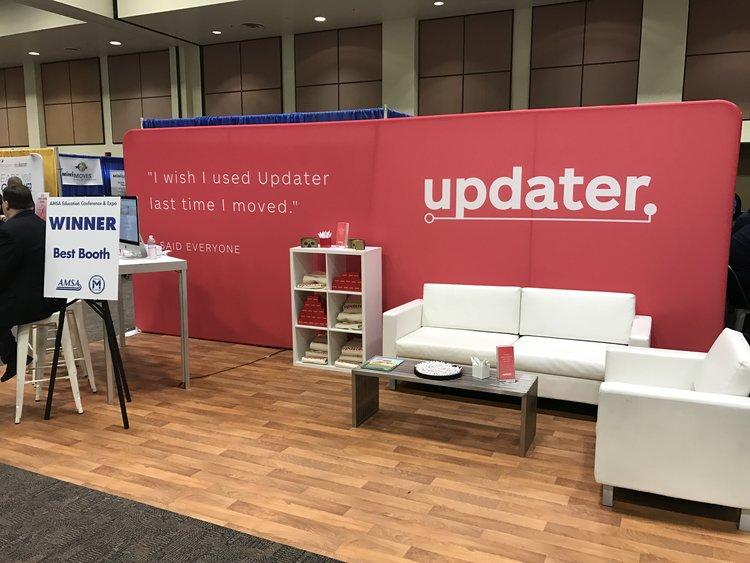 AMSA 2017 Booth