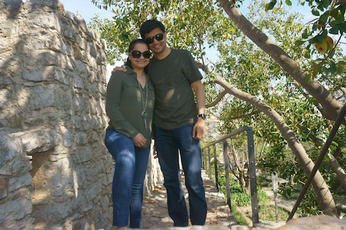 ankit-with-wife_meet-updater-ankit-shah.png