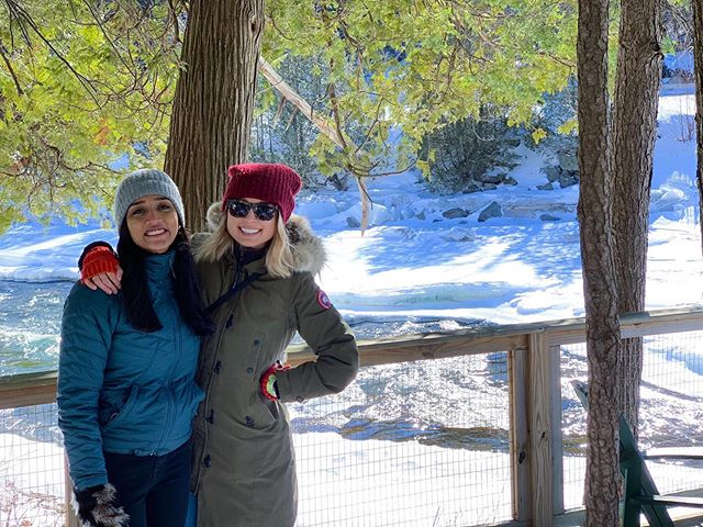 It might be almost summer in NYC but we're always missing those ski trip moments.  #updater #workperk #joblove #nyc #technyc #wintertrip