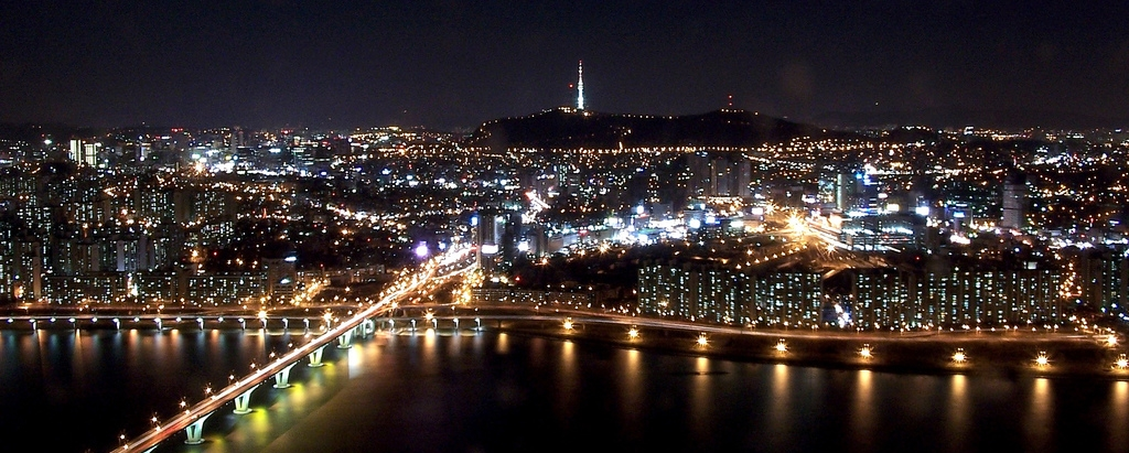 Seoul, South Korea - Charles Lam via  Flickr