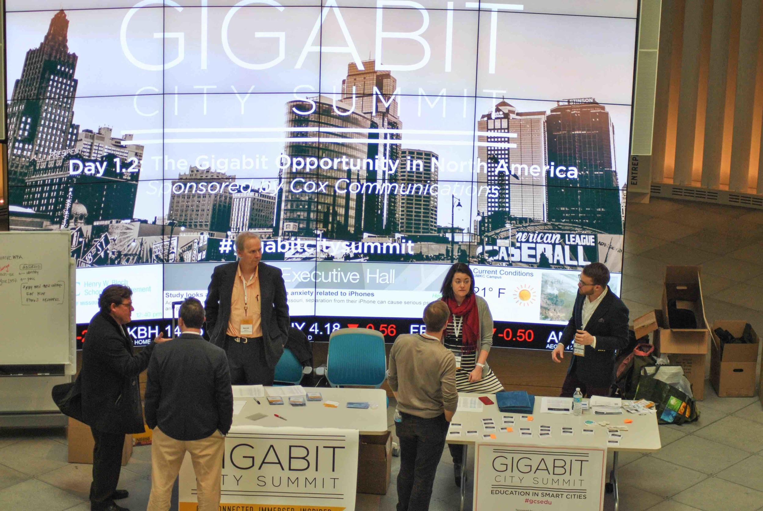 2015 Gigabit City Summit