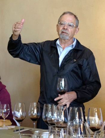 Ridge Winemaker, Paul Draper