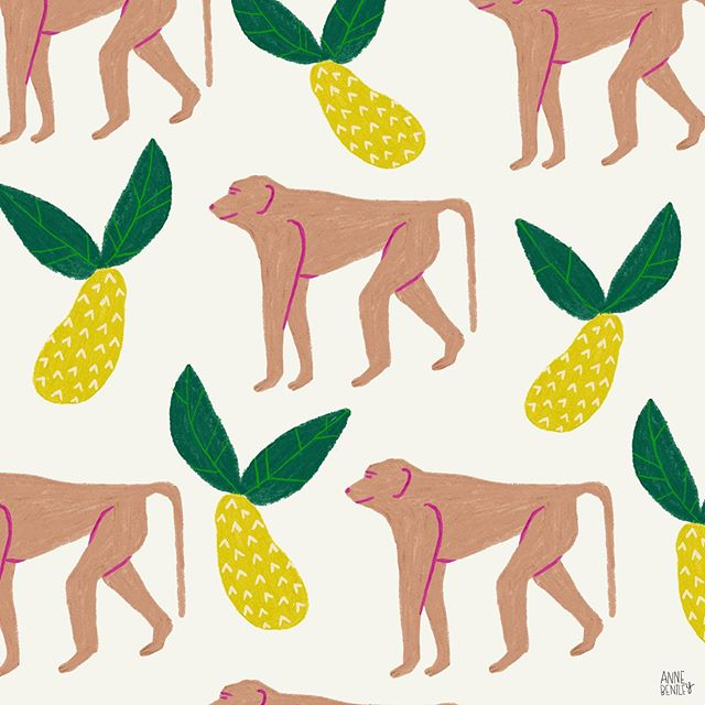 A pattern.  #somedaysijustcanttalk #pattern #surfacedesign #wallpaper #packagedesign #homedecor #stationery #fabricdesign #bookillustration
