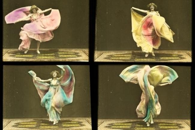 Serpentine Dance  (1894) Edison Company