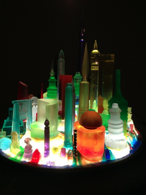 Mike Kelley at MoMA PS1 (by Dawn H. Tritch)