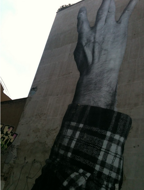 Exterior Wall Painting in Berlin
