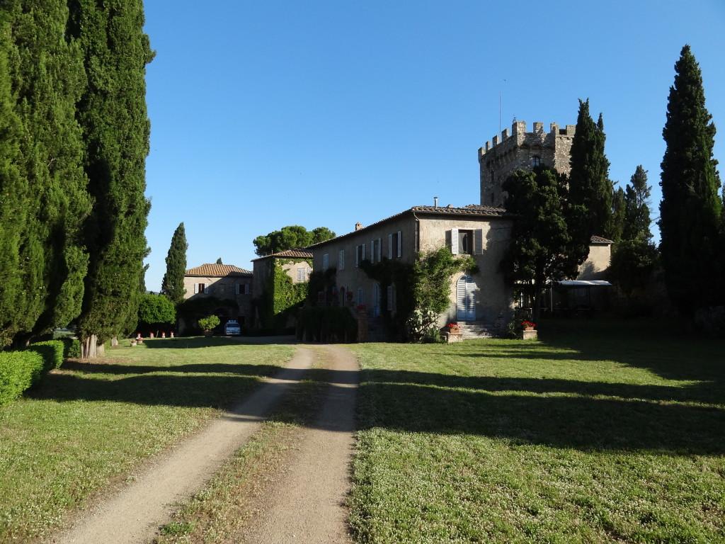Castello di Spannocchia 2013