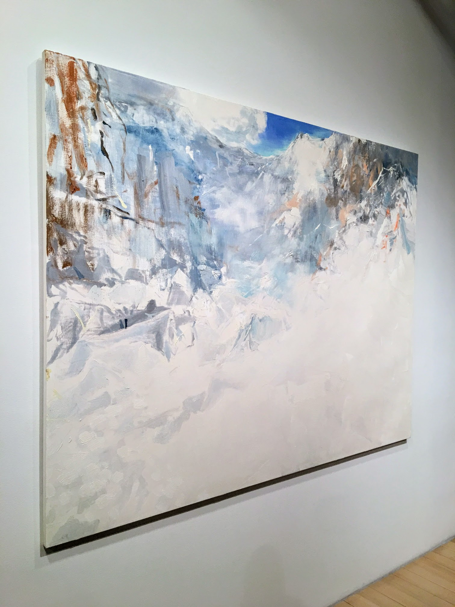 Base , 2010, Eric Aho (DC Moore Gallery), Photo by Kate Lenahan