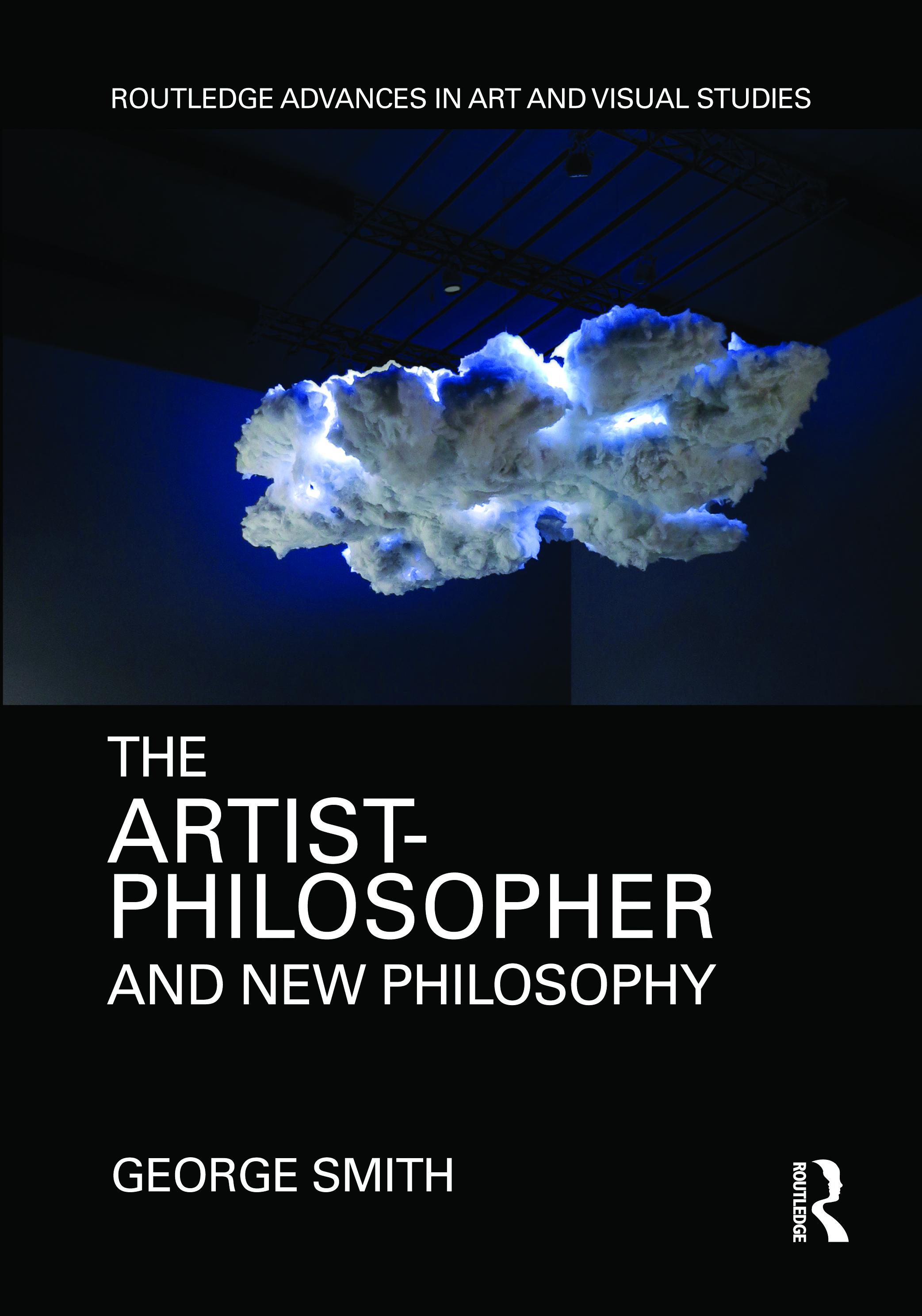 """Book cover art: Alfredo Jaar, """"The Cloud."""""""