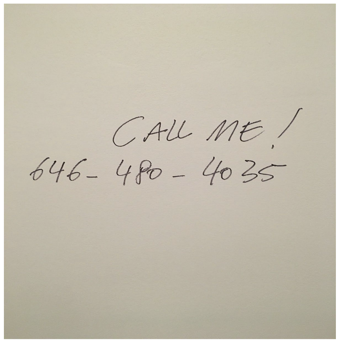 Fig.2. Philippe Parreno,  Call me , 2018. Audio. Photo by: Cj Stephens.