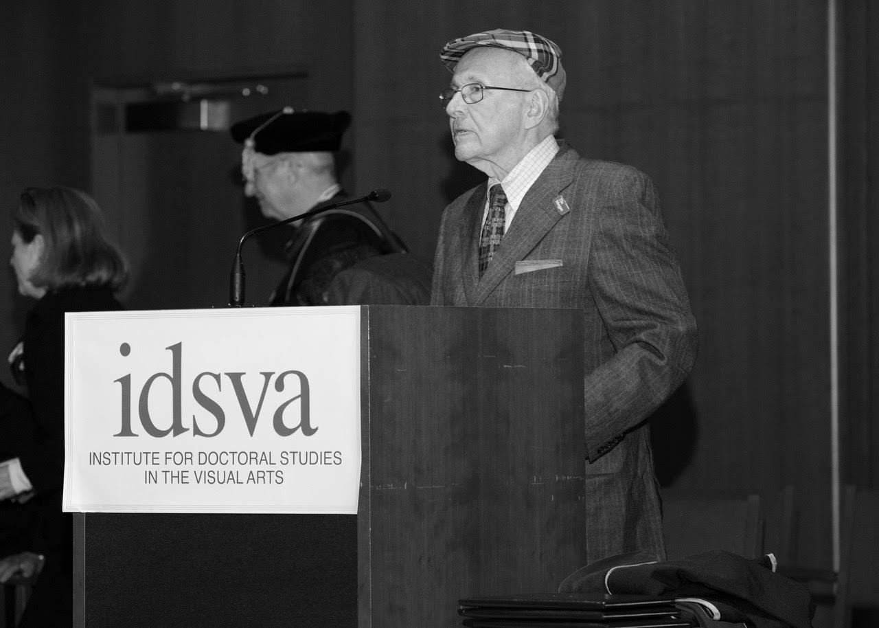 Ted Coons, IDSVA Commencement. January, 2019. Photo by Lisa Houlgrave