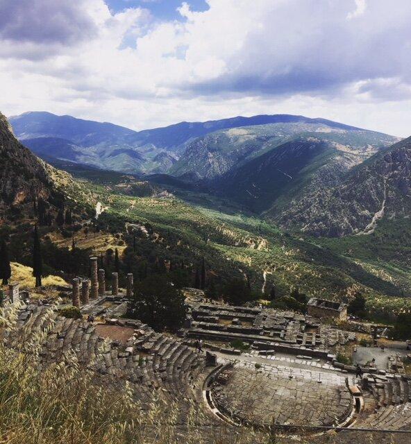 Delphi. June 2018