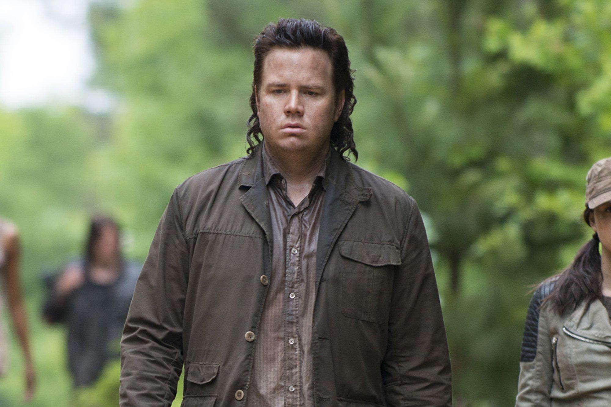 Josh on The Walking Dead!!