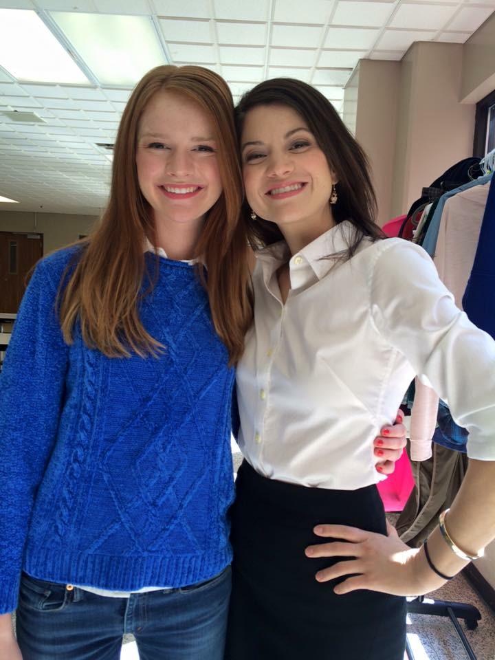 Heather & Allison!!