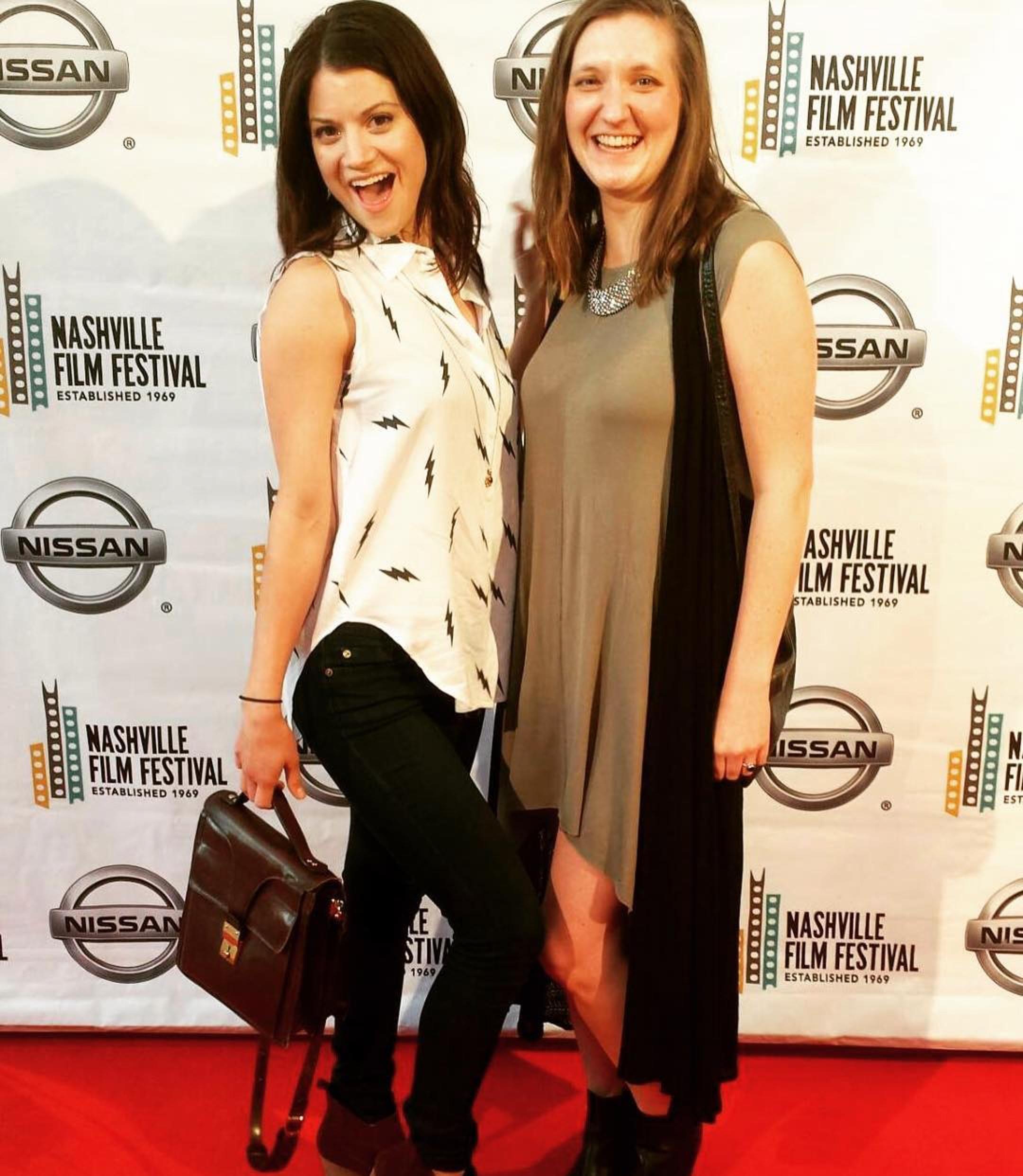 Heather & Kyra!