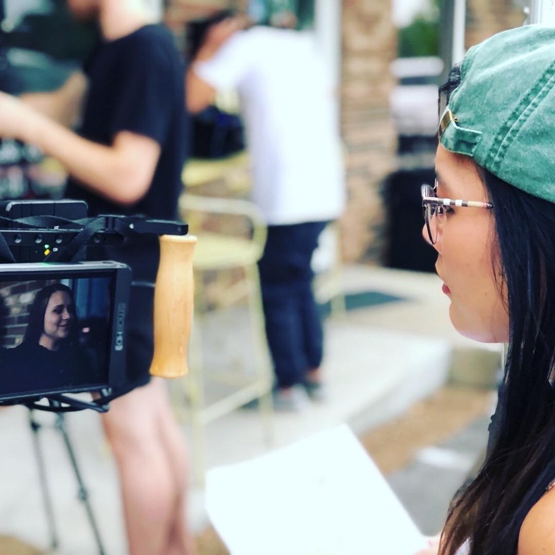 Film Challenge behind the scenes!