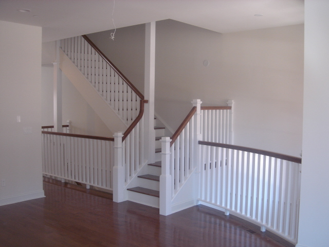 219 Gaskill St - Stairs  Living Rm 2.JPG