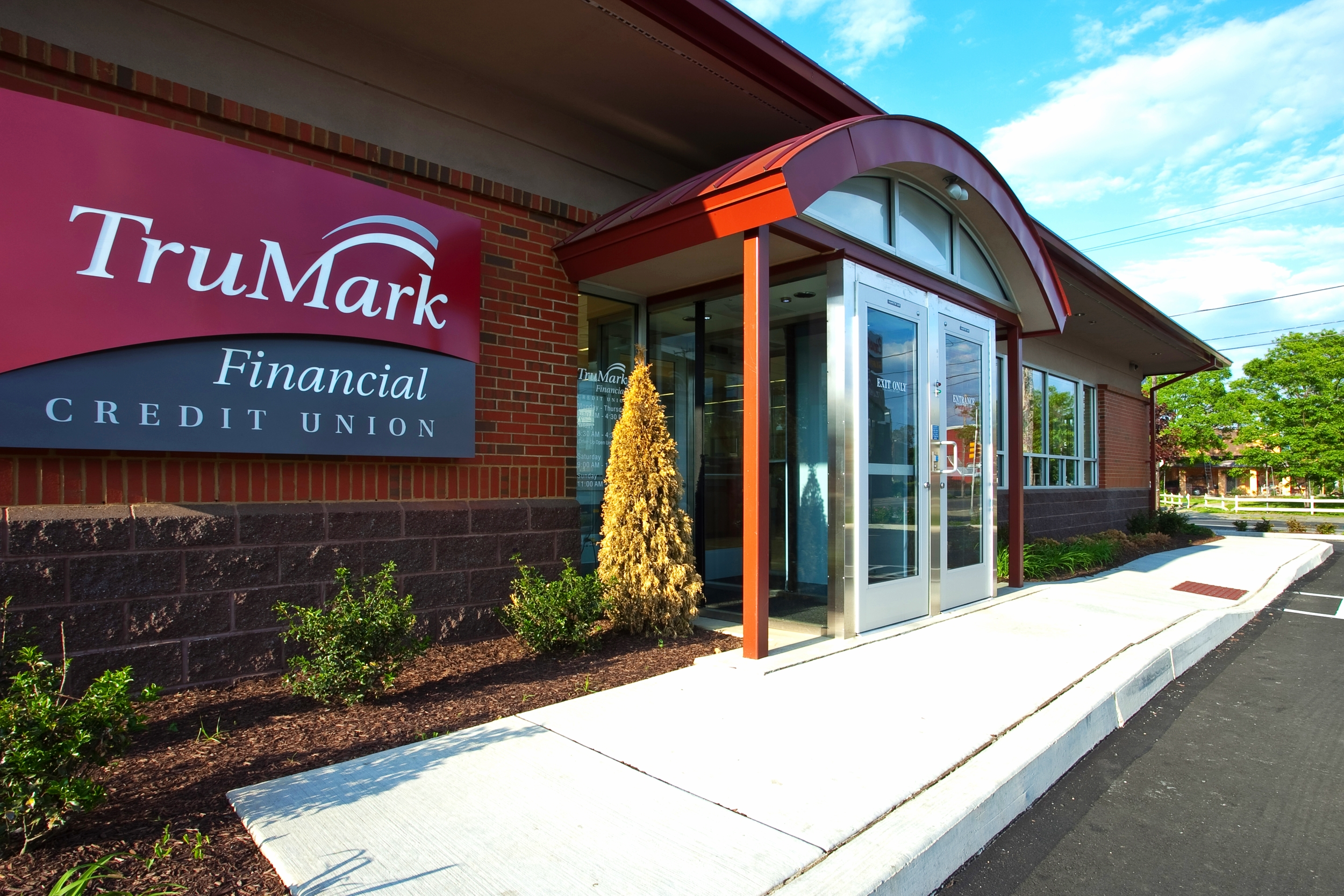 TRUMARK FINANCIAL   CREDIT UNION