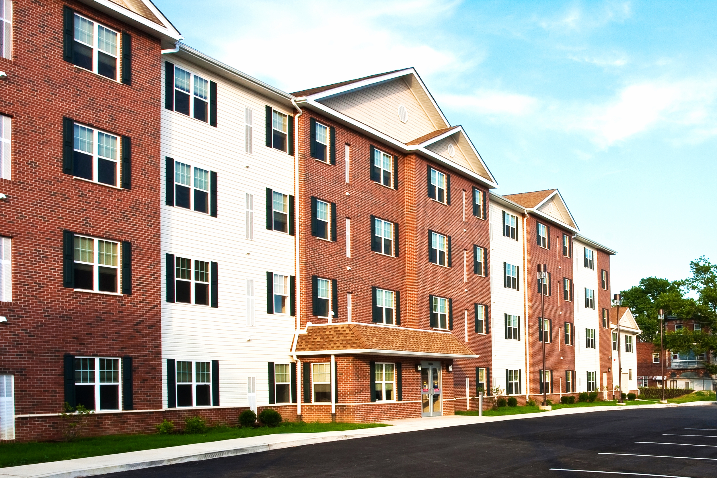 PASCHALL SENIOR HOUSING