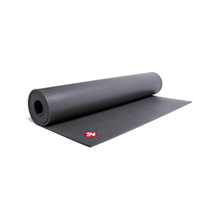 MANDUKA PRO LITE MAT  A mat with a lifetime guarantee, this lighter version is meant for city-dwellers lugging mats around.