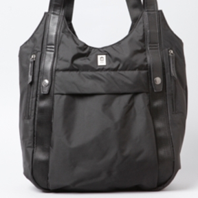 BROOKLYN INDUSTRIES FENIX CARRYALL  Water-resistant, and with plenty of storage compartments