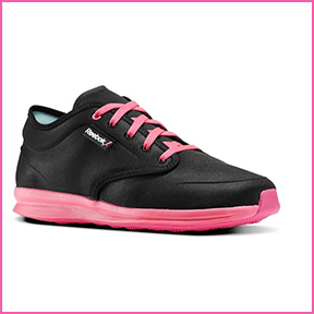 REEBOK SKYSCAPE CHASE PINK RIBBON SHOES  Super lightweight Reebok is the national sponsor of the Avon Walk for Breast Cancer – and it is celebrating its ninth year as sponsor. Reebok will donate a minimum of $300,000 through the sale of the Pink Ribbon Line.