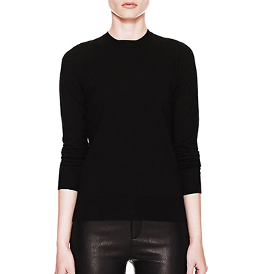 Theory Perfect Crew Pullover