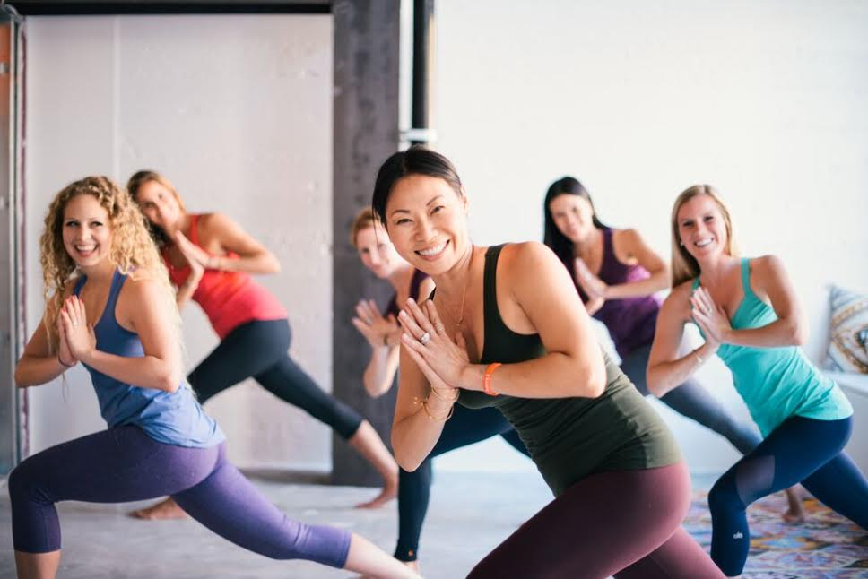 May Bartus, barre3 owner in San Mateo